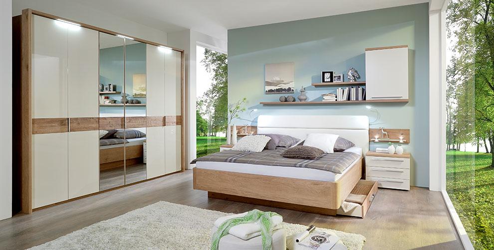 Schlafzimmer komplett - Möbelhaus Albiez Joachim Albiez e.K.
